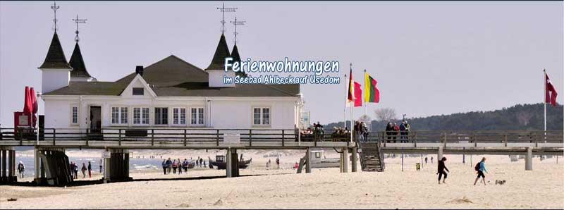 Ferienwohnungen Seebad Ahlbeck Insel Usedom